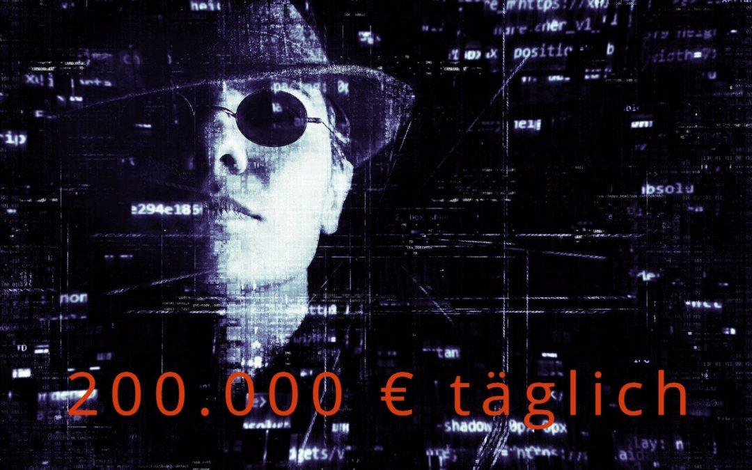 Cyber-Schäden